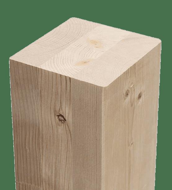 Drewno klejone, nieleczony